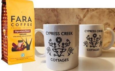 Coffee Keepsake Package Experience