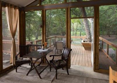 Cottage 9 Screen Porch 400x284