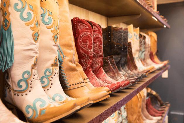 Cowboy Boots Western