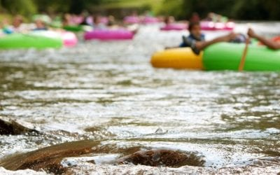 Everything You Need to Know About San Marcos, TX, River Tubing