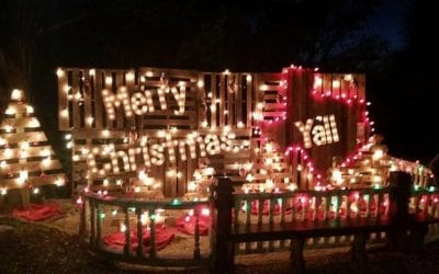 Have a Jolly Holiday in Wimberley